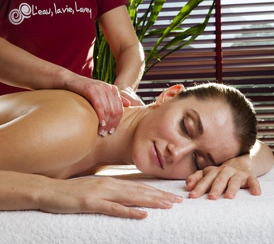 Détendez-vous davantage grâce à un massage