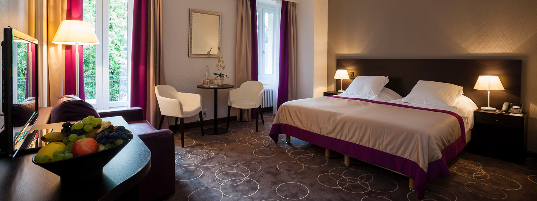 All our rooms have been refurbished!