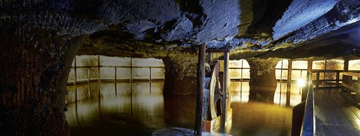 Les Mines de Sel de Bex