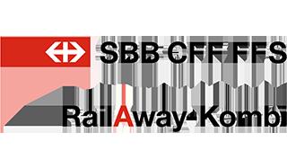 SBB CFF FFS RailAway-Kombi