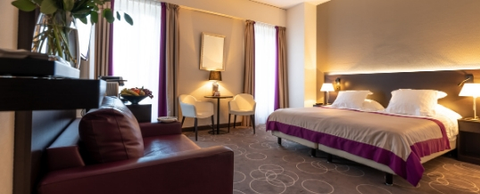 Le Grand Hôtel des Bains****
