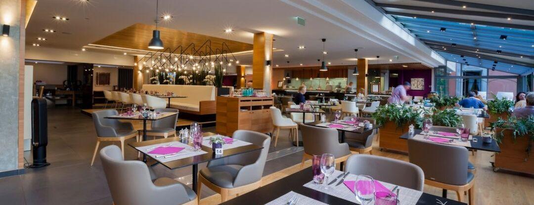 Le restaurant La Table des Bains