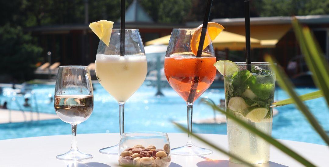 Cocktails et ambiance musicale
