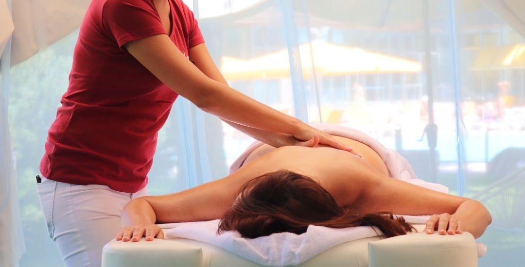 Massages au bord de l'eau