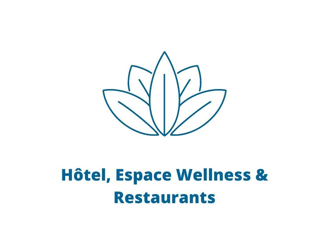 Hôtel, Espace Wellness & Restaurants