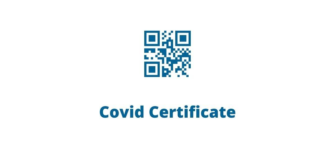 Covid Certificate